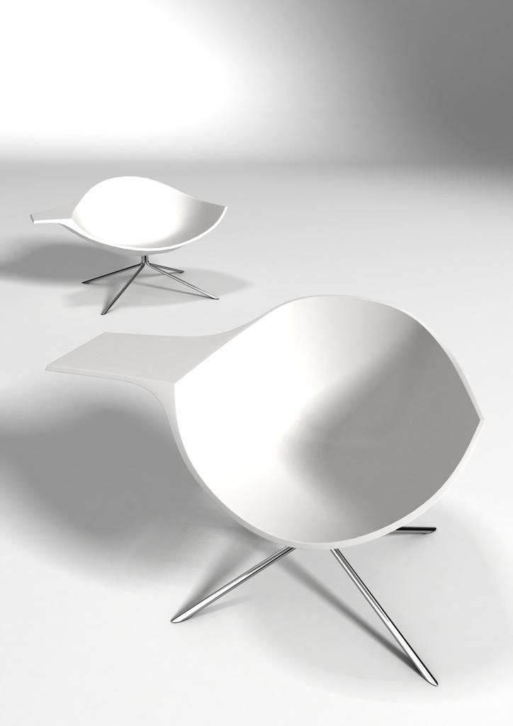 Lotus chair by René Holten, for Artifort.