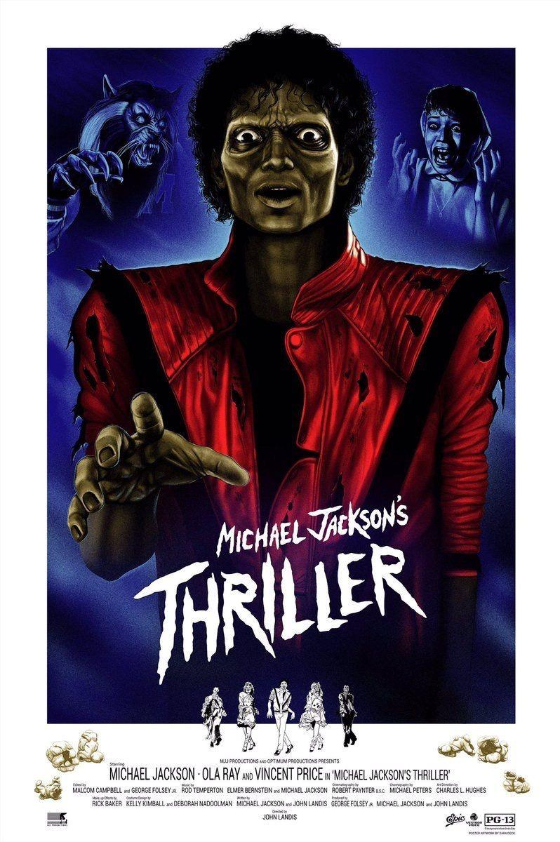 Pin By Avil Slare On Horror Art 5 Michael Jackson Thriller Michael Jackson Art Michael Jackson
