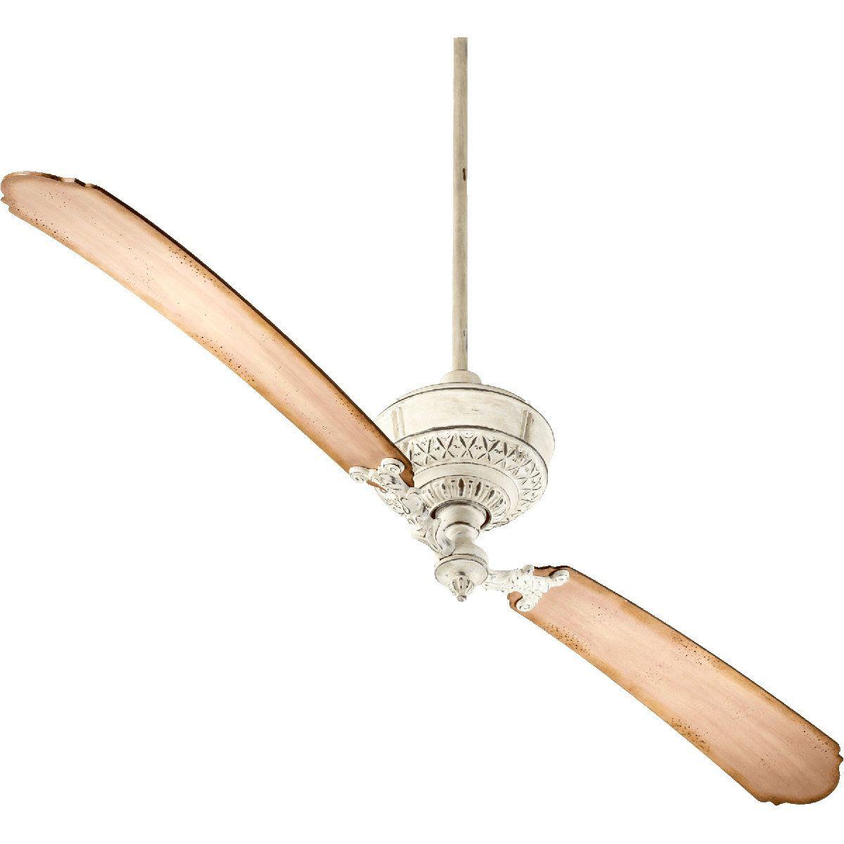 68 Vintage Double Bladed Ceiling Fan Ceiling Fan Vintage Ceiling Fan Living Room Ceiling Fan