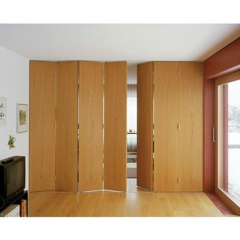 syst me porte coulissante pliante variofold 80 h vantail 80 kg hawa en 2019 bureau. Black Bedroom Furniture Sets. Home Design Ideas
