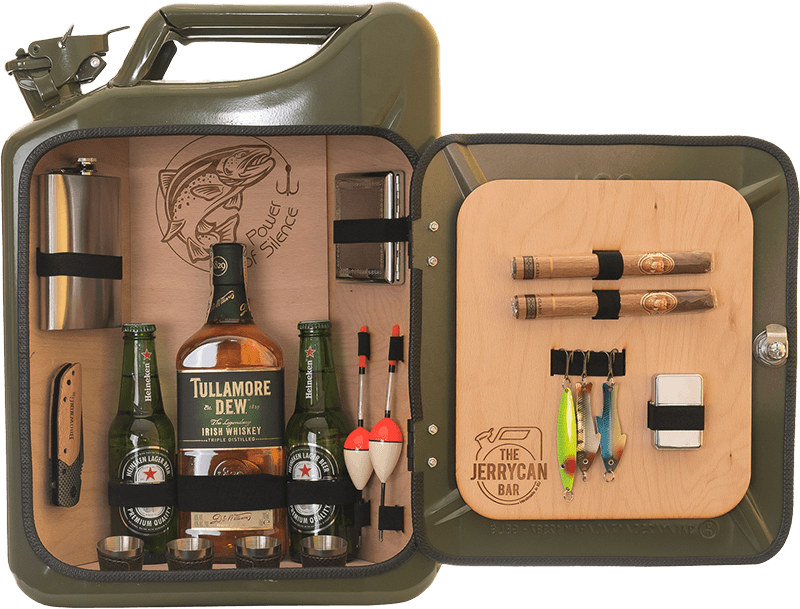 Photo of Passion to Hunt – The Jerry Can Bar