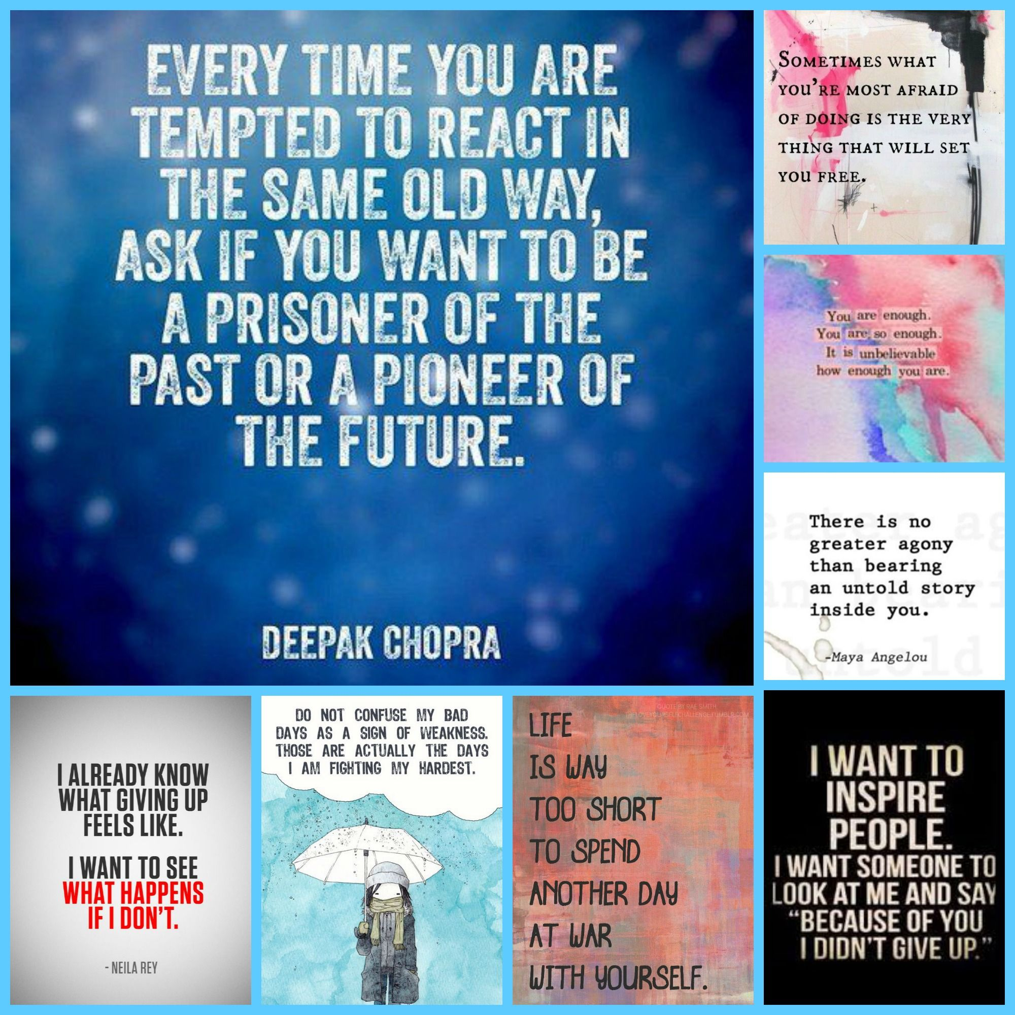 Favorite Inspirational Quotes Inspirational Quotes Collage  My Favorite Inspirational Quotes