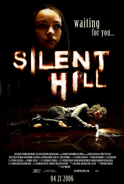 'Silent Hill' - Original movie poster contest entry