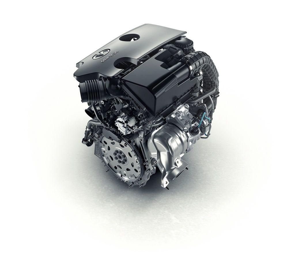 Infiniti VC-T: Primer motor turbo listo para producción - Carros ok