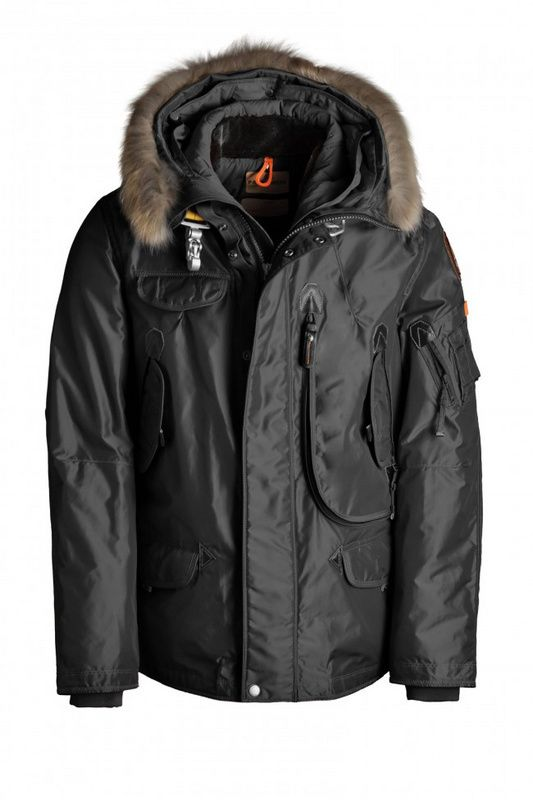 Parajumpers Right Hand Parka Herre Sort Outlet Online DK