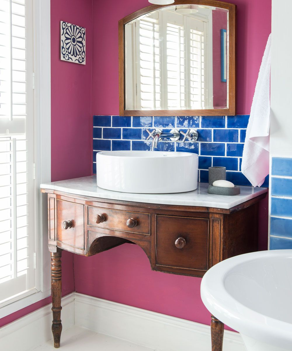 How To Upcycle A Vanity Unit Upcycled Vanity Unit Upcycle Ideas Retro Bathroom Vanity Vanity Units Upcycled Bathroom Vanity [ 1200 x 1000 Pixel ]