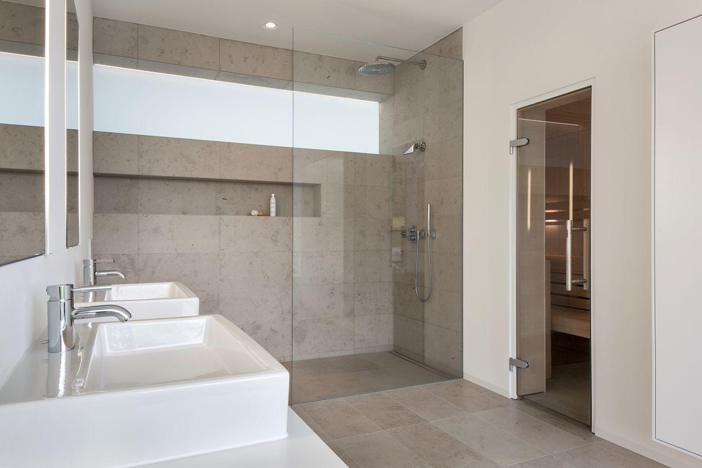 Berschneider Berschneider Architekten Bda Innenarchitekten Neumarkt Neubau Wh S K Mittelfrank Badezimmer Einrichtung Badezimmerideen Modernes Badezimmer