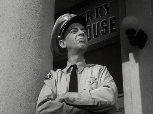Barney Fife. Andy Griffith Show