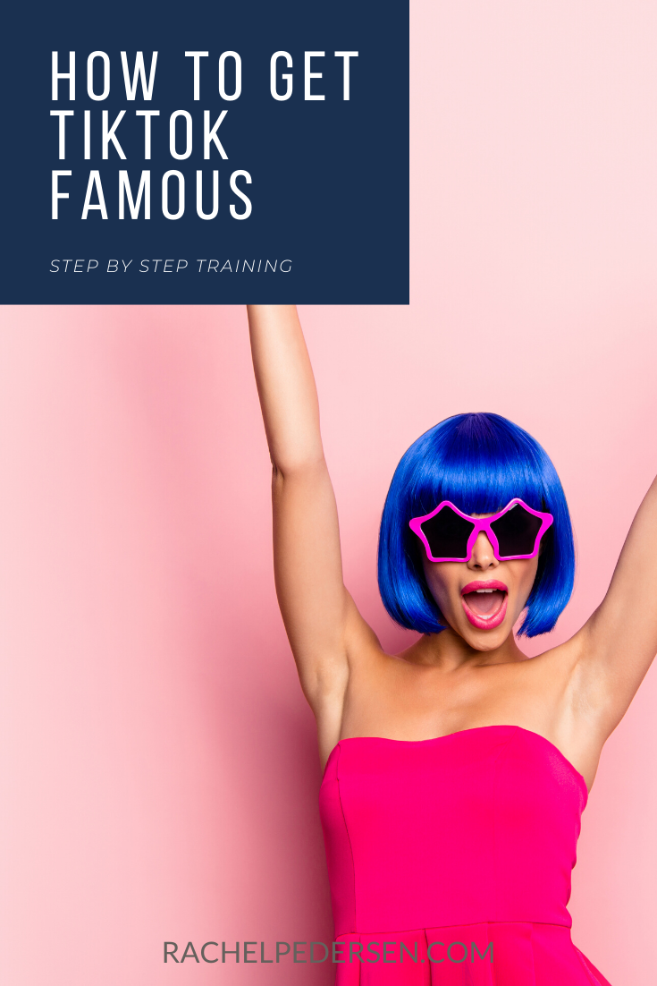 How To Get Tiktok Famous How To Get Famous Famous How To Get