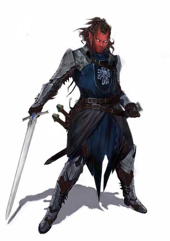 A collection of roughly 100 D&D character art images I have gathered over the years