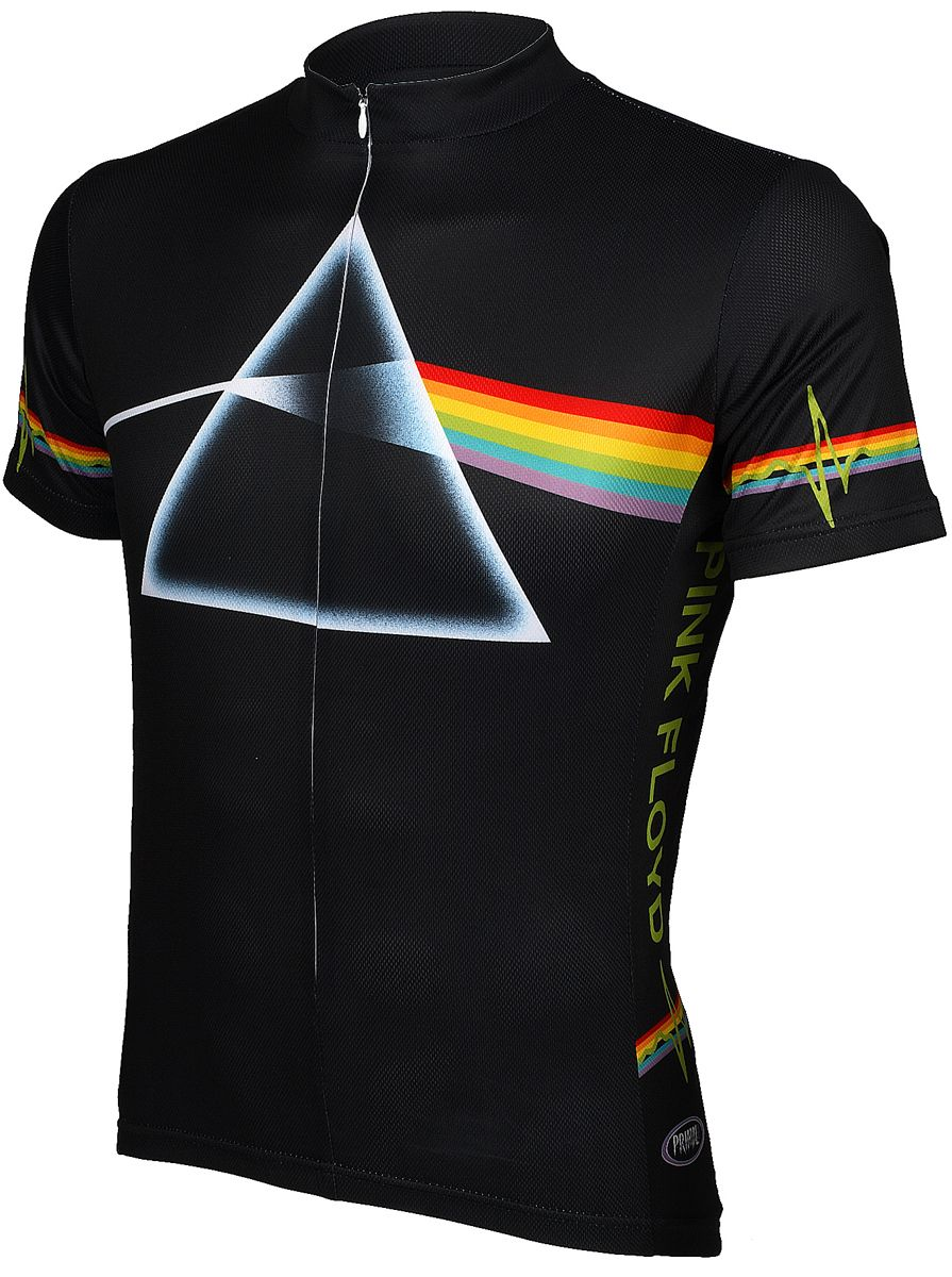 Pink Floyd Dark Side Of The Moon Cycling Jersey At Cyclegarb Com