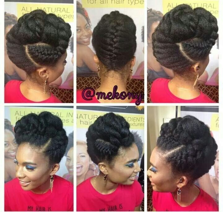 Pin On Natural Hair