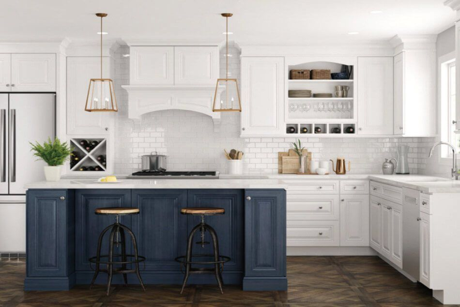 Kitchen Cabinets Style Kitchen Bathroom Cabinets In New ...