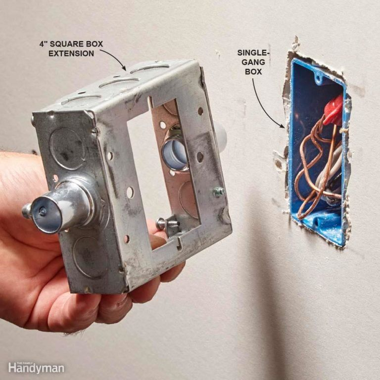 mastering the art of electrical conduit extensions electrical rh pinterest com wiring box extension Circuit Box Wiring