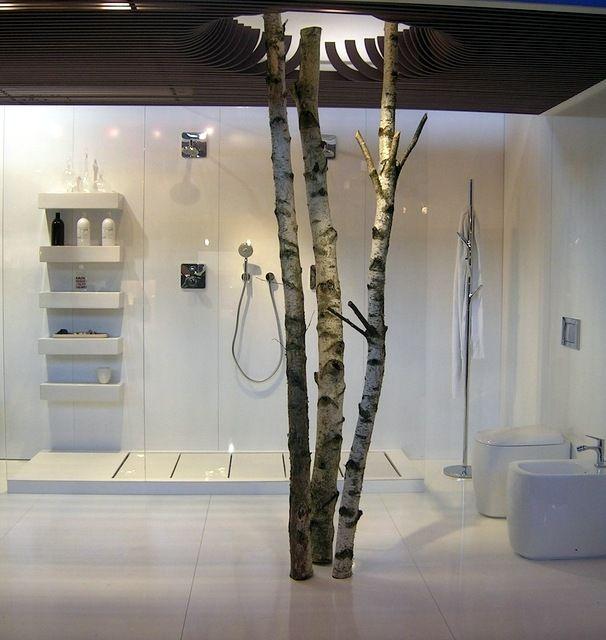 un tronc d 39 arbre en d co int rieur tronc int rieur et inspiration. Black Bedroom Furniture Sets. Home Design Ideas