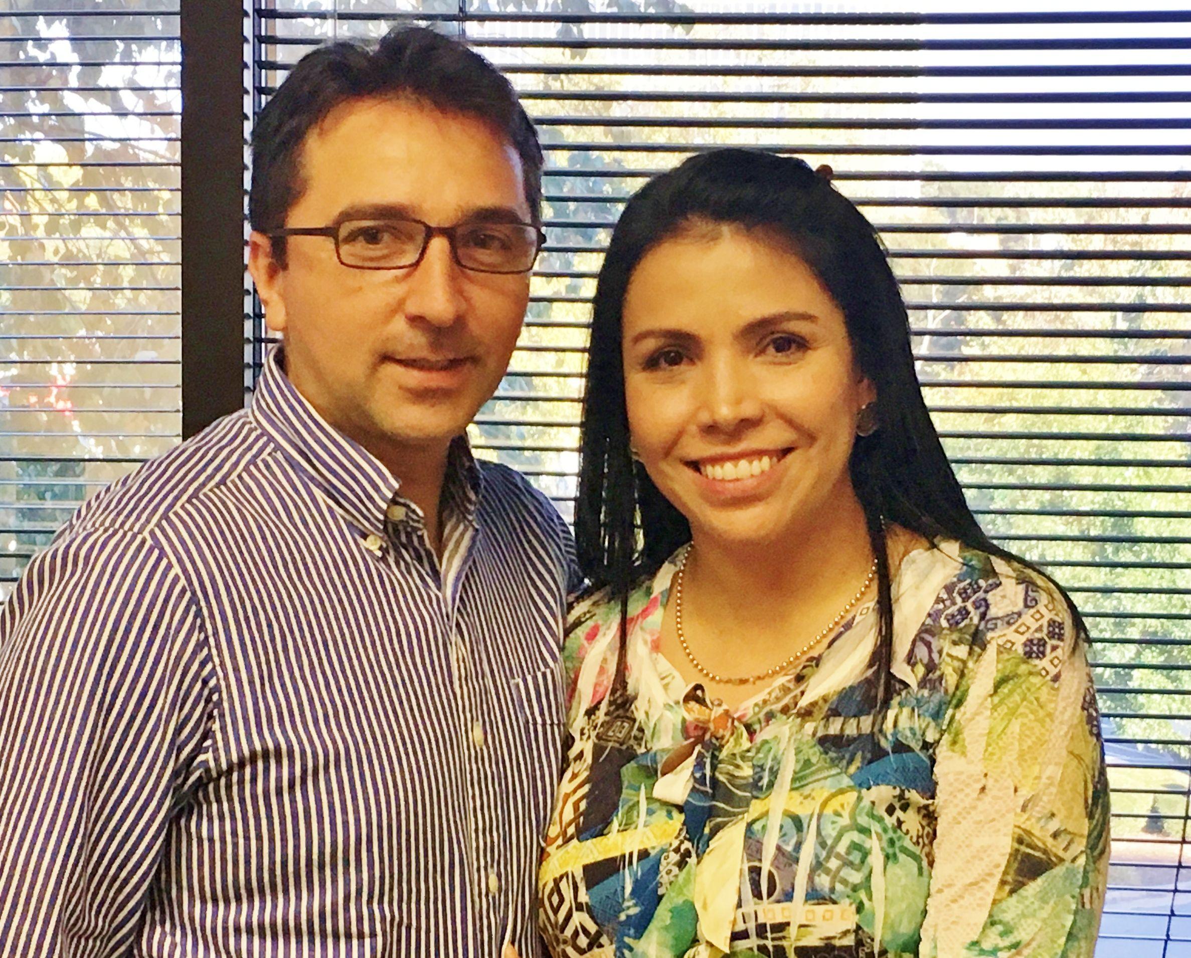 """Sr. Valdivieso: """"Gracias también a nuestros amigos quienes nos refireron a NACA. Gracias a Vanessa y gracias Oscar Sinisterra y todas las personal que estuneron voluradas en de las partes de este proceso."""" 2.375% APR #AmericanDream #NACAPurchase"""