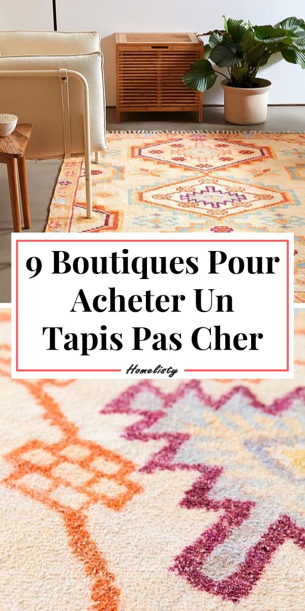 9 Boutiques Pour Acheter Un Tapis Pas Cher Sur Internet Tapis Pas Cher Tapis Tapis Tendance