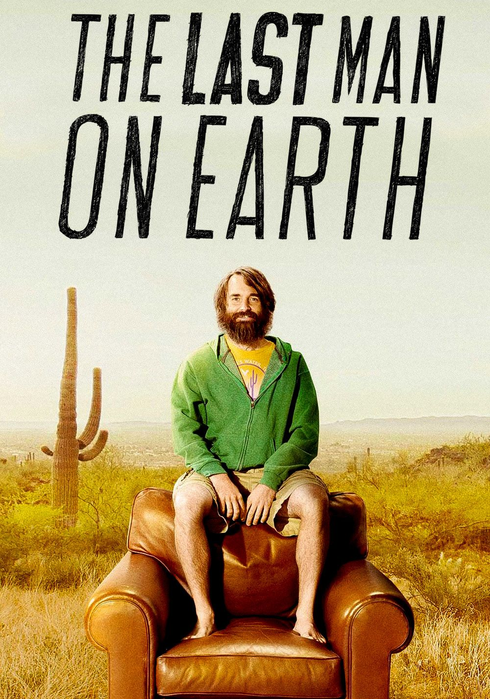 The Last Man on Earth Temporada 1 2 y 3 Ingles Subtitulado