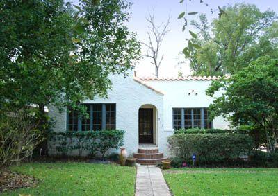 Mediterranean Cottage / Winter Park, Fl