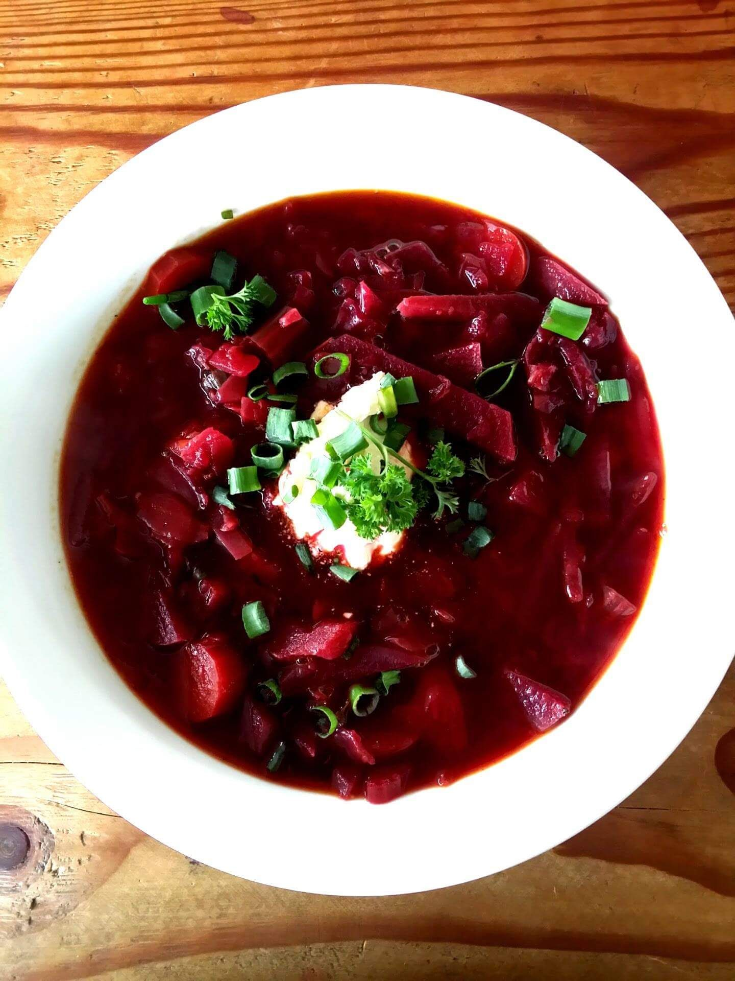 How to cook borsch: traditions and specialties of cooking