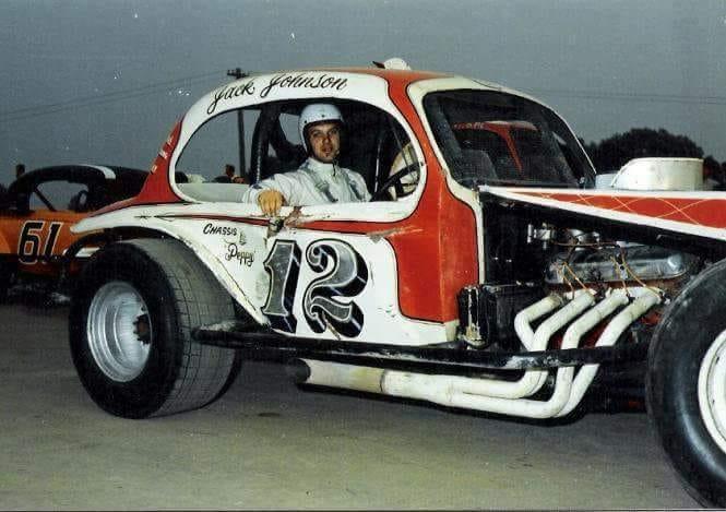 Jack Johnson 1971 | Midget Race Cars and Old Stockcars | Old race