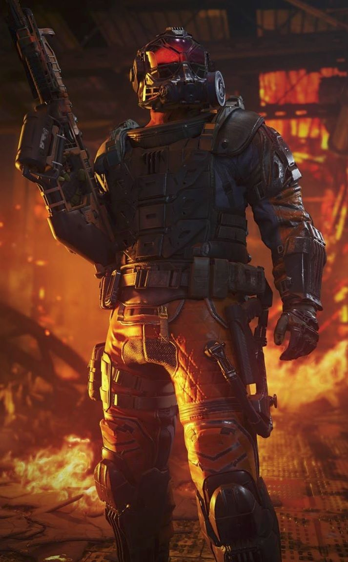 Krystof Firebreak Hejek Call Of Duty Call Of Duty Black Call