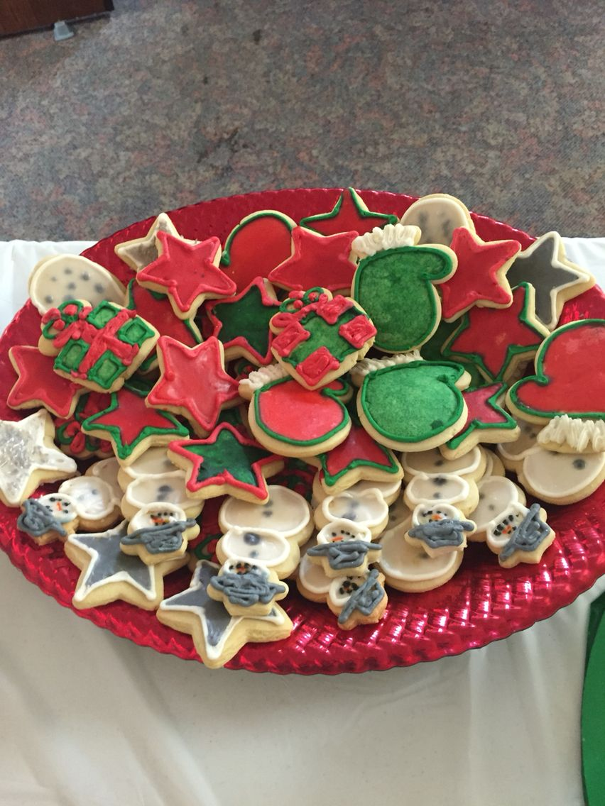 Christmas/anniversary cookies