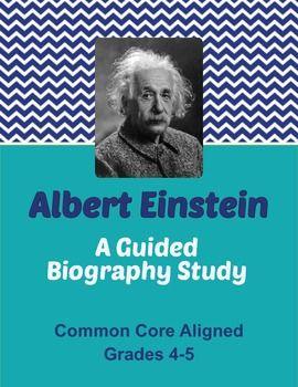 Albert einstein biography essay