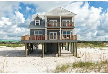 Enjoyable Windswept House Cottage Rental In Orange Beach Vacation Download Free Architecture Designs Licukmadebymaigaardcom