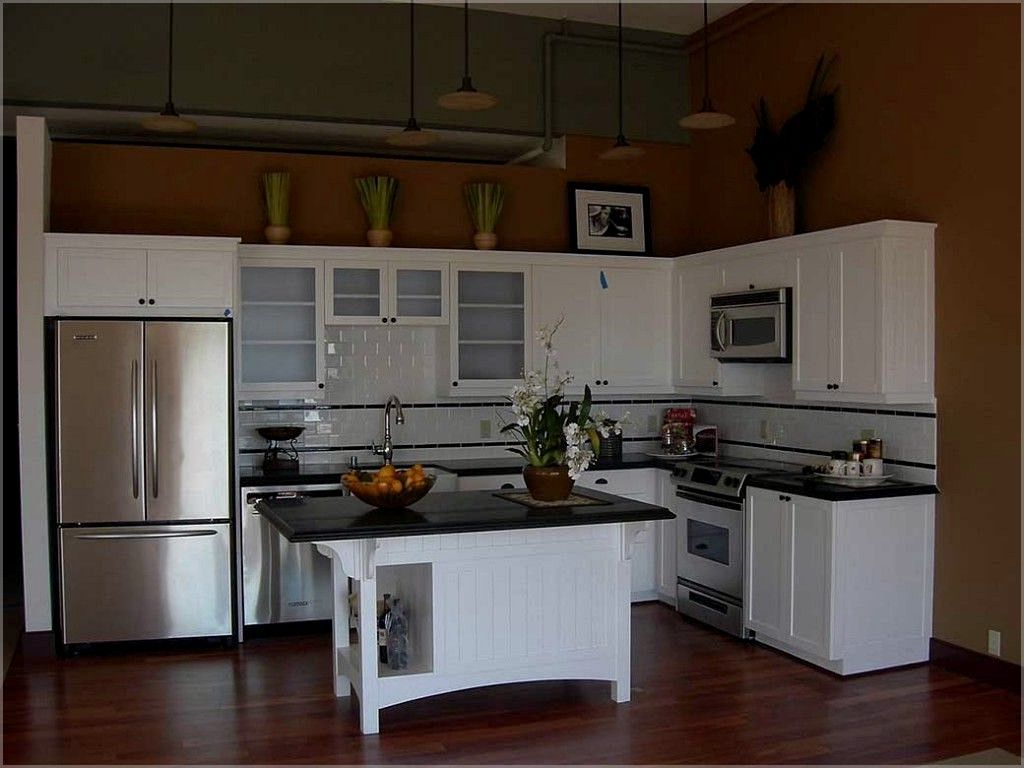 Best L Shaped Kitchen With Center Island Kitchen Island 640 x 480
