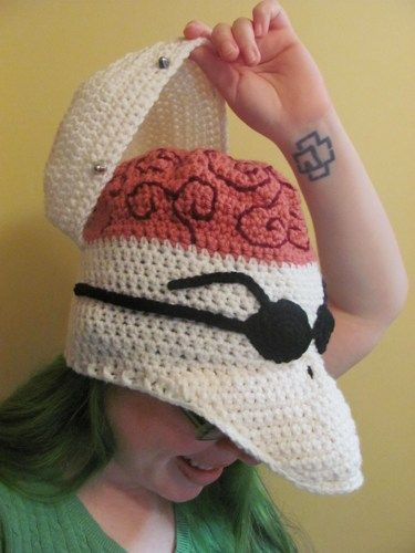 Santa Jack Skellington NMBX hat, Made to Order in | Häkelideen