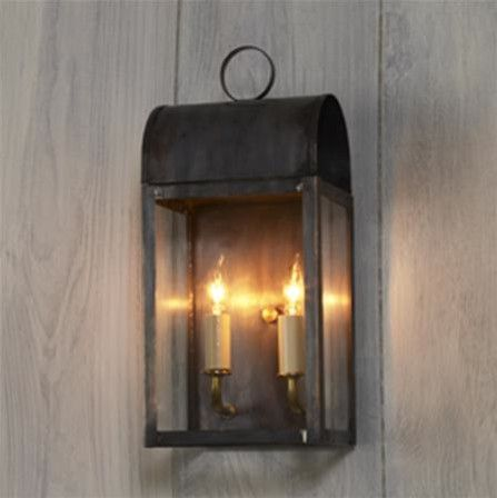 Arched Outdoor Light Traditional Lighting Shades Of