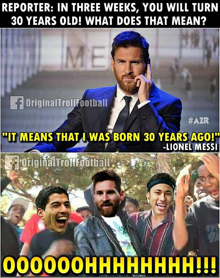 "Savage Reply By Messi "" Football jokes"
