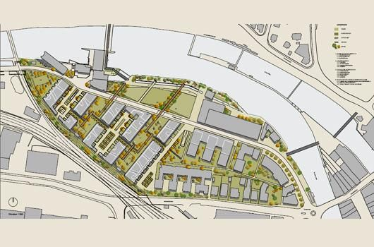 Reconversión urbana del areal del antiguo complejo industrial de SELVE | ESTUDIO MARTA BYRNE | PAISAJISMO | MADRID | LISBOA