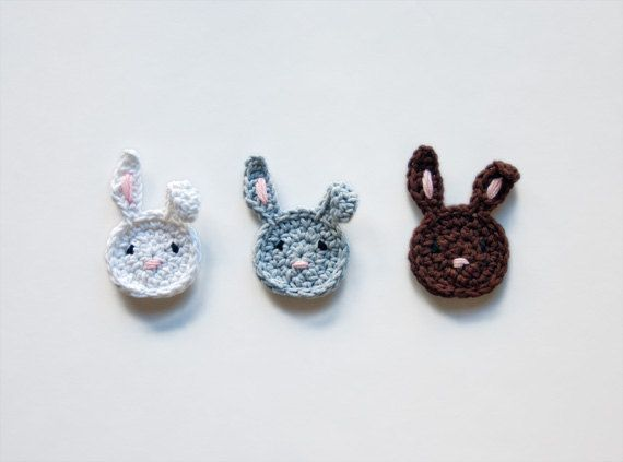 Instant Download Pdf Crochet Pattern Hippo Applique Quick And