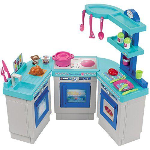 Spielküche mit 3 Modulen incl. 25 teiligem Zubehör - Kinder ...