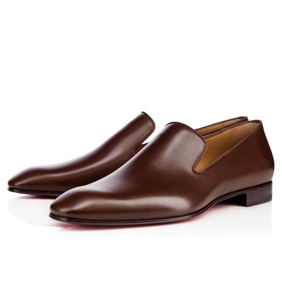 Christian Louboutin Zapato de barco de moda