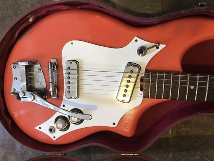 Maton Flamingo Noble Park North Greater Dandenong Preview Electric Guitar Guitar Fitzroy