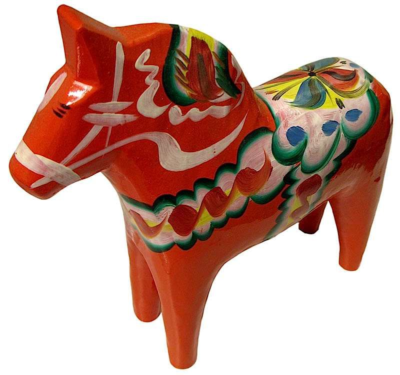 Dala Horse  Swedish