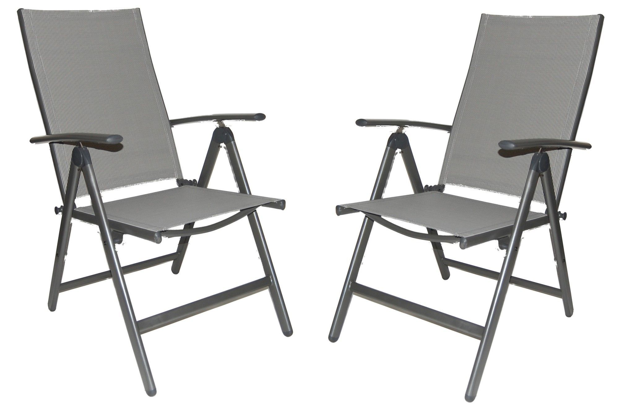 High Back Folding Lawn Chairs.Pekalongan Outdoor Patio Chair With Cushions Set Of 2