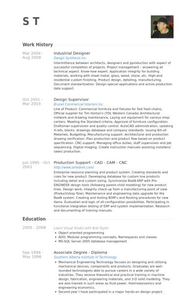 Cad Designer Resume Pinsuhina Agarwal On Resumes  Pinterest  Cv Examples
