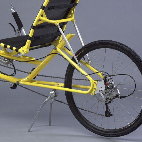 Slipstream Longbikes Recumbent Bicycle Trike Bicycle Recumbent Bike Workout