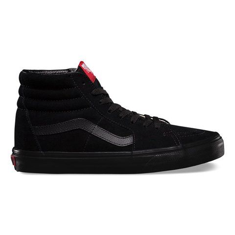 zapatillas vans sk8 hi - botita clasica- old skool- original