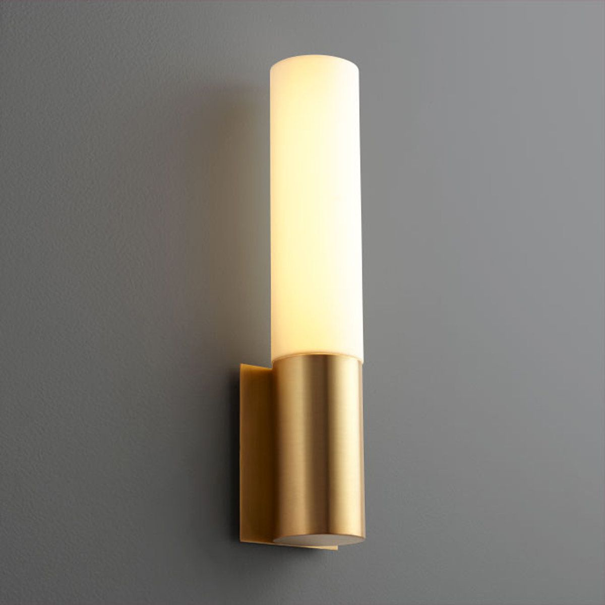 Linear Cylinder Led Sconce Sconces Wall Lighting Design Glass Diffuser