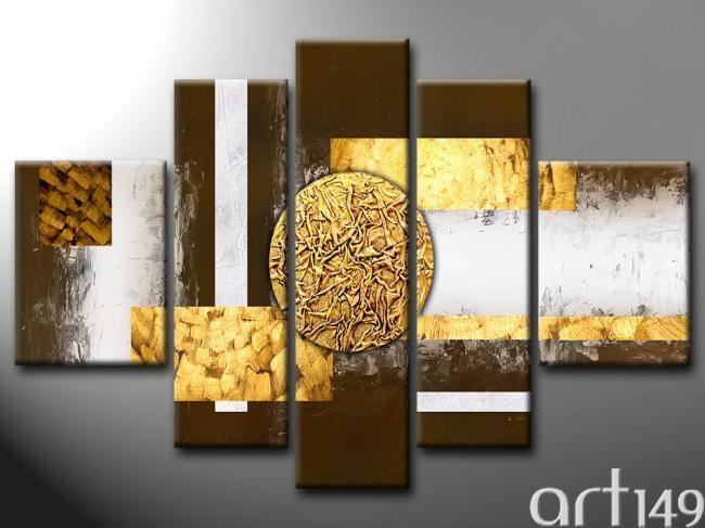 Tableau toile - Tableau 2034 | Tableau abstrait
