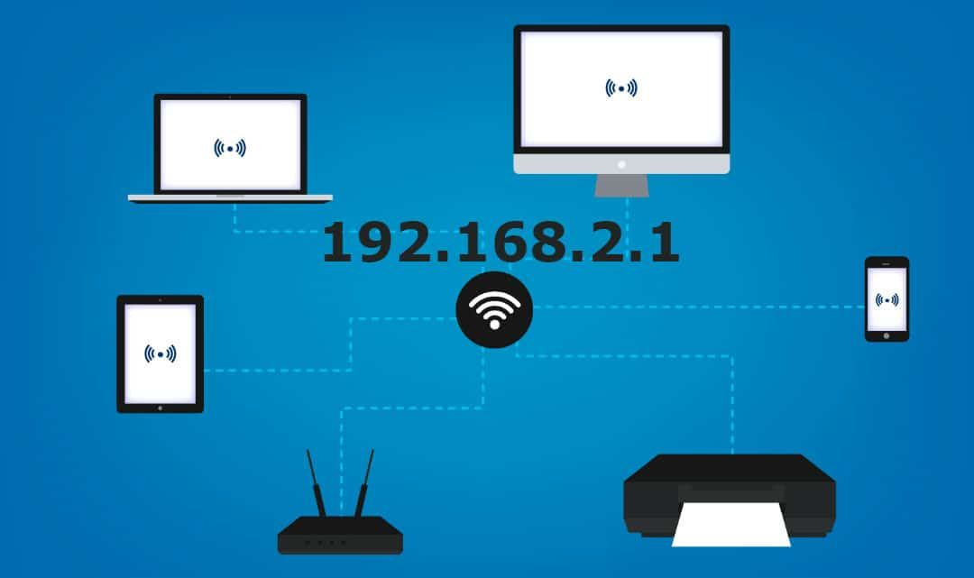 Learn How To Browse Your Network Router Via 192 168 2 1 Router Internet Protocol Address Computer Network