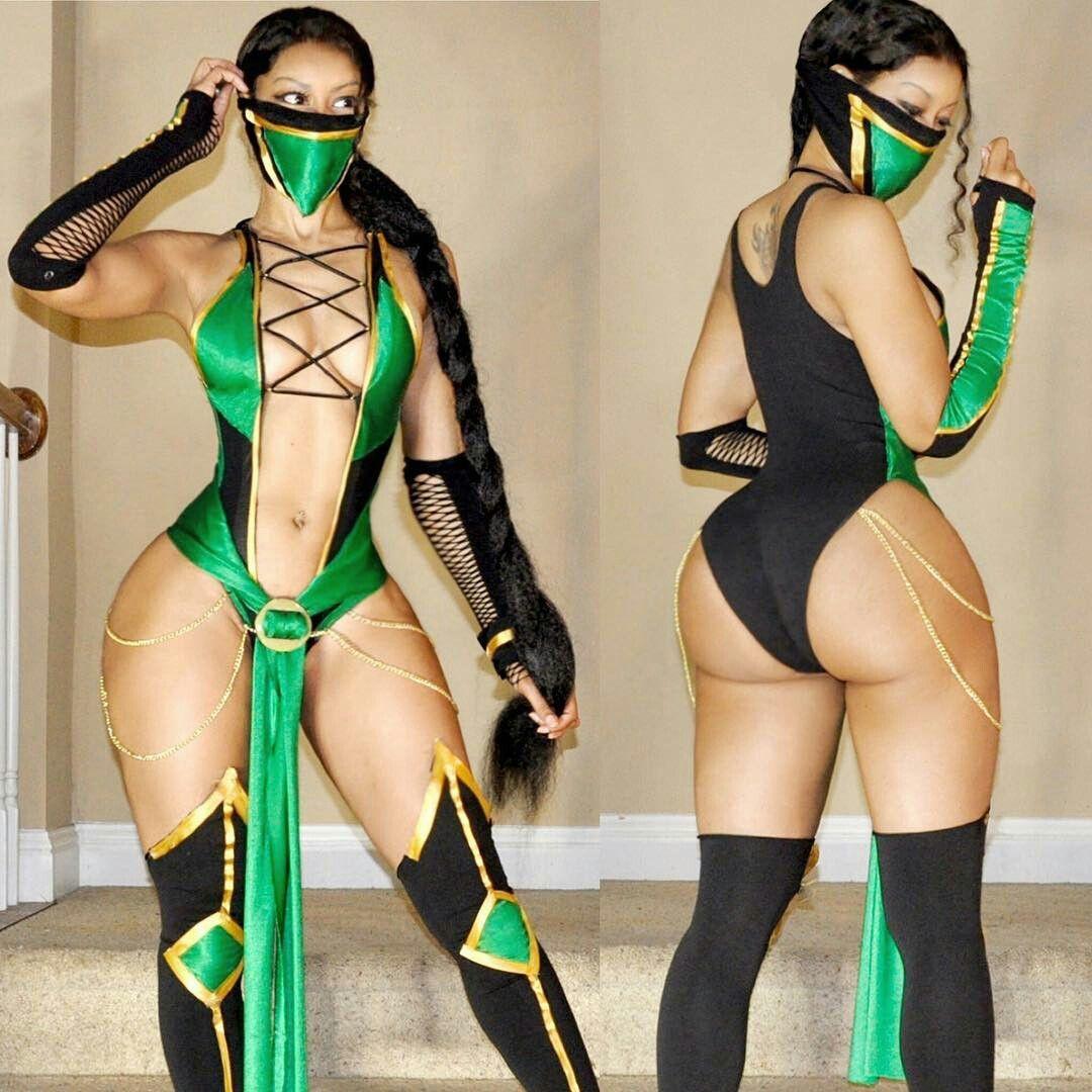 Mortal Kombat Jade #Cosplay | Cosplay, Comunidad