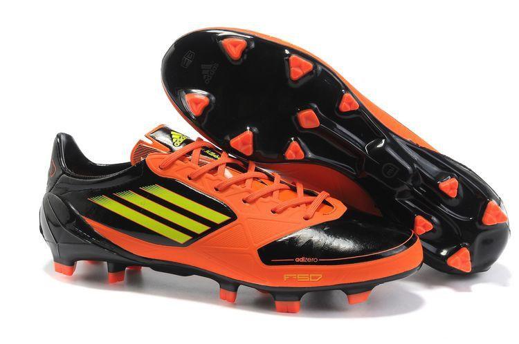 Adidas F50 adizero TRX FG Leder (2012) Black Edition ab