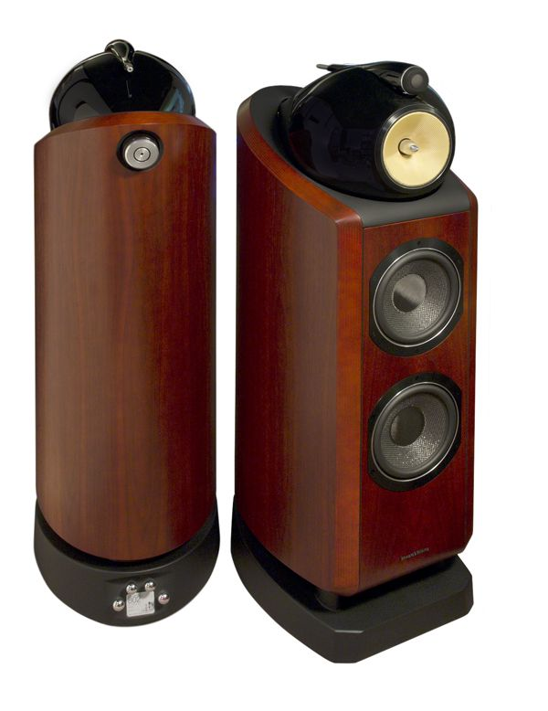 The B W 802 Diamond Loudspeaker An Audiophile S Best Friend