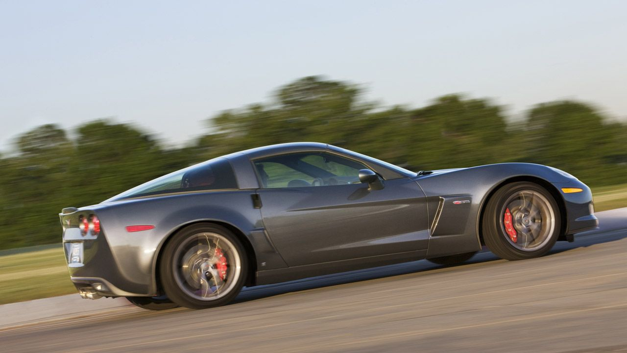 The C6 Corvette Z06 Is Still Better Than Coffee Corvette Z06
